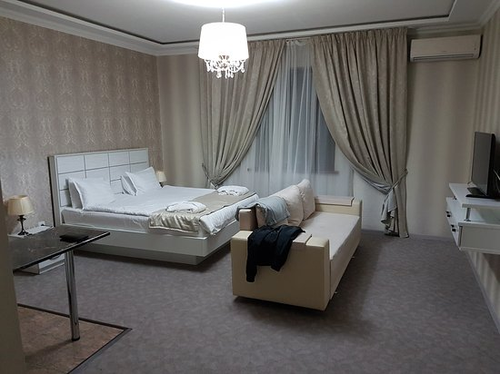 Taraz, Kazajistán: Гостиница Бархат
