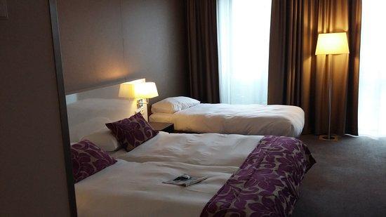 Zwolle, The Netherlands: Hotel Lumen