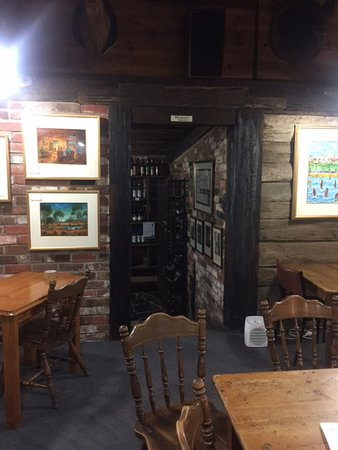 Horsham, Australia: Entrance to the Cellar
