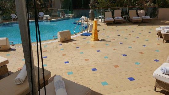 Herods Vitalis Spa Hotel Eilat: חיצונית