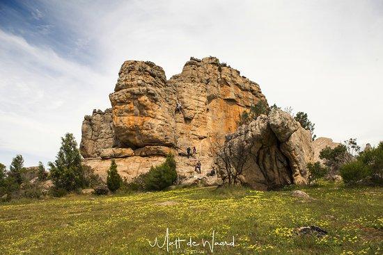 Grampians, Austrália: Declaration Crag