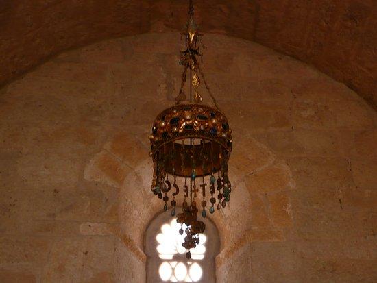 Venta de Banos, Spanien: Réplica de la corona