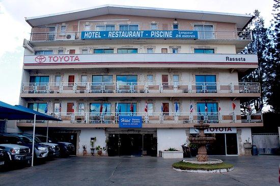 Sunny garden hotel antananarivo madagascar voir les for Au jardin d antanimena
