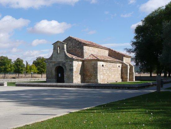 Venta de Banos, Spanien: Iglesia