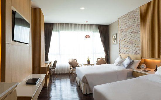 Hang Dong, Tailandia: Deluxe room