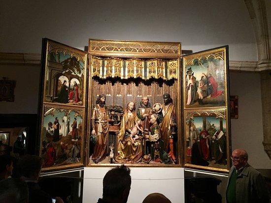 Resultado de imagen de museo de san cosme y san damian en covarrubias