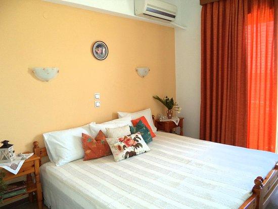 Archangelos, Grecja: Bedroom