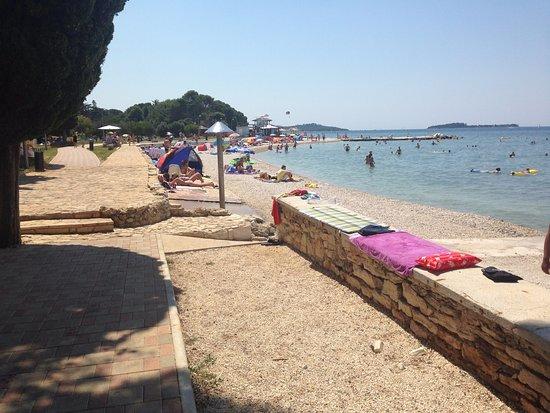 Strand Von Fazana Picture Of Fazana Istria Tripadvisor