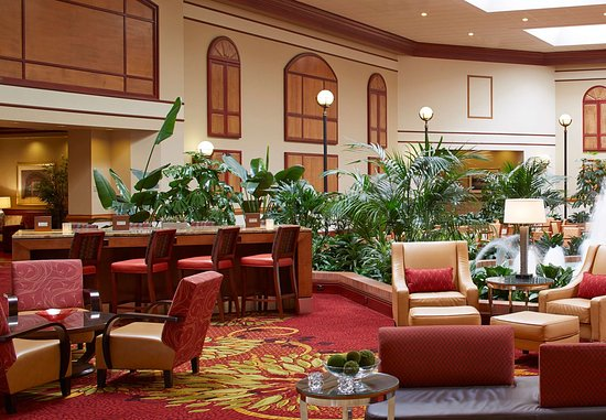 Round Rock, TX: Marriott Greatroom