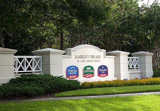 SpringHill Suites Orlando Lake Buena Vista in Marriott Village: Entrance
