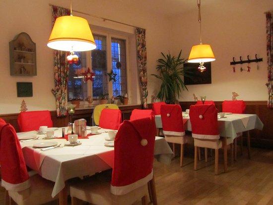 Hotel Laimer Hof: Dining room for breakfast