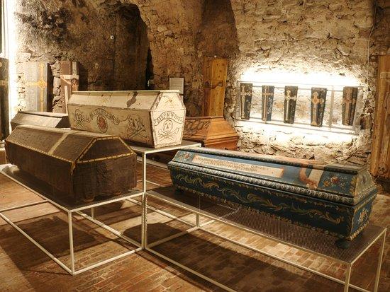 Tragor Ignác Museum - Memento Mori Exhibition