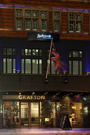 Photo of Radisson Blu Edwardian Grafton Hotel London