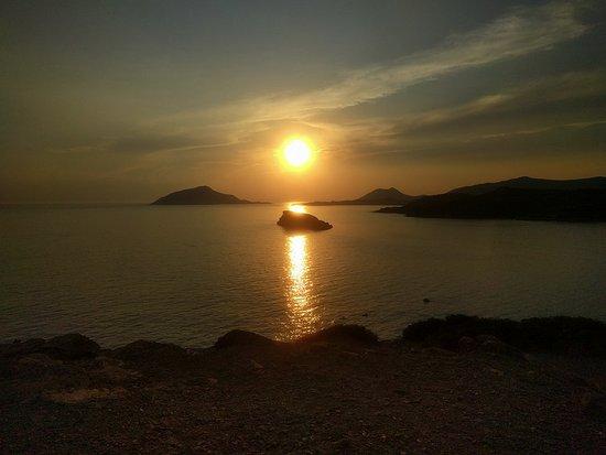 tramonto cape sounion