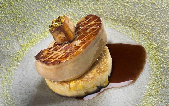Saint-Martin-de-Belleville, Francia: Foie gras de Canard