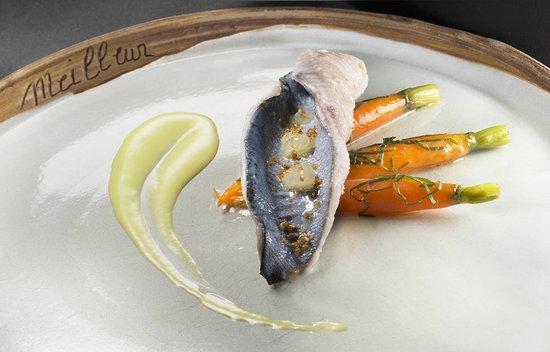Saint-Martin-de-Belleville, Francia: Le restaurant