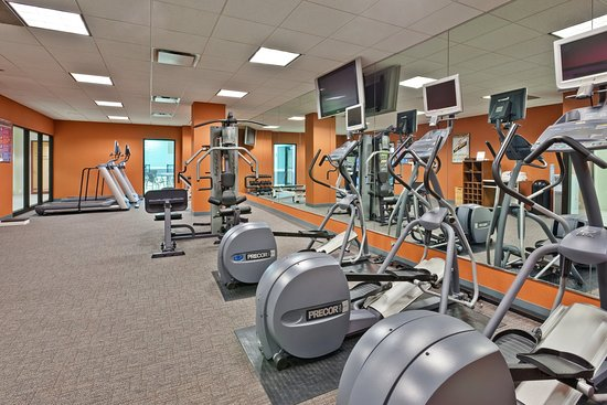 Holiday Inn Express Chicago O'Hare: Workout in our extensive 24-hour Fitness Center and Indoor Pool