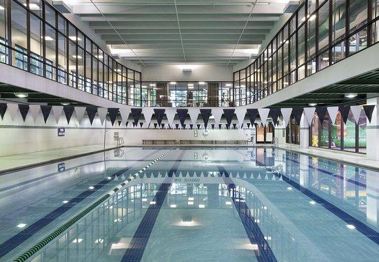Edina, Миннесота: Edinborough Park Indoor Pool