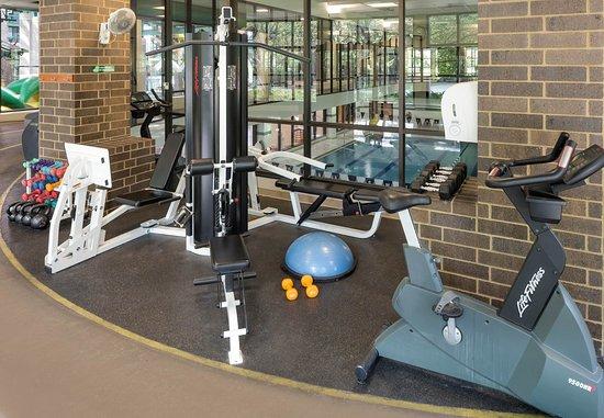 Edina, Миннесота: Edinborough Park Fitness Center & Track