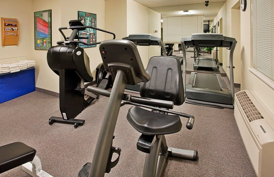 Emporia, KS: Fitness Center