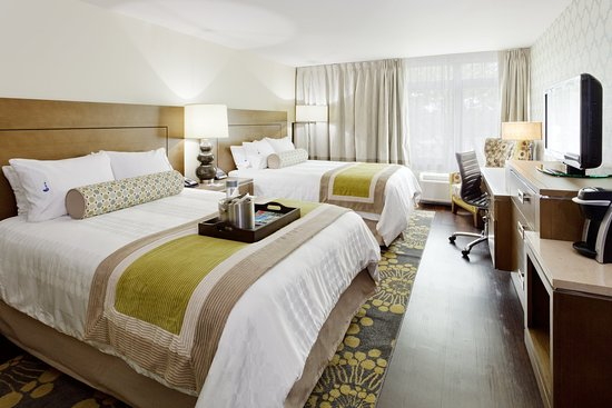 Hotel Indigo Long Island - East End: Double Bed Guest Room
