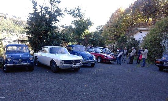 Genazzano, อิตาลี: Ampio parcheggio esterno per le nostre amate.