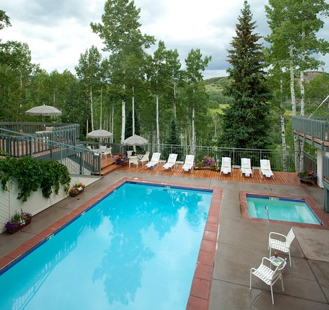 Snowmass Village, Κολοράντο: Top of the Village_Pool_001