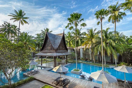 Twinpalms Phuket: Pool View