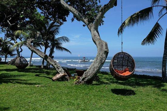 Pekutatan, Indonesia: Chillout area