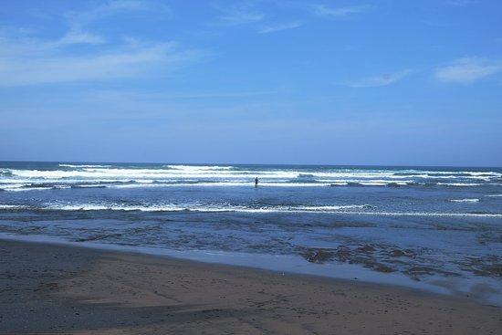 Pekutatan, Indonesia: Resort beach