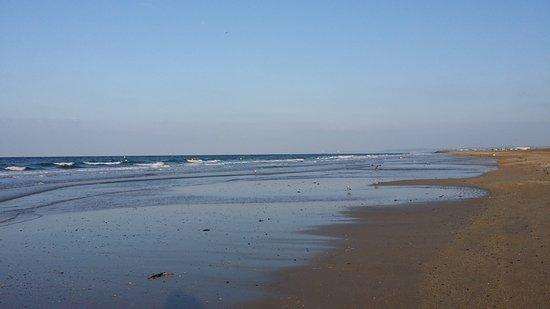 Ouistreham, France : plage