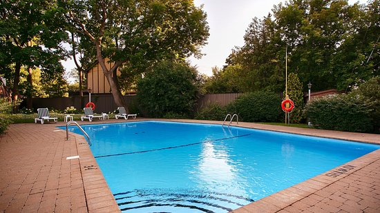 BEST WESTERN PLUS Ottawa City Centre: Pool