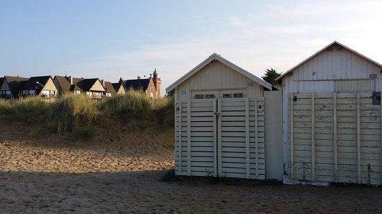 Ibis Styles Ouistreham : plage