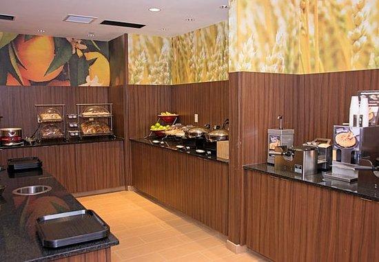 Butler, Пенсильвания: Breakfast Buffet