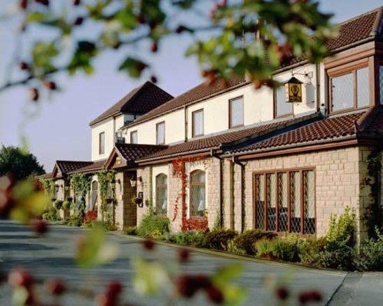 Barton-upon-Humber, UK: Hotel Front