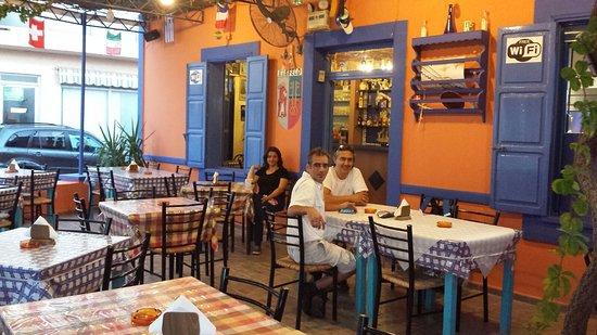 Archangelos, Grecia: Hellas Taverna