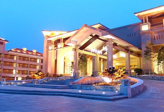 Yunqi Haihang Resort Hotel: Exterior View
