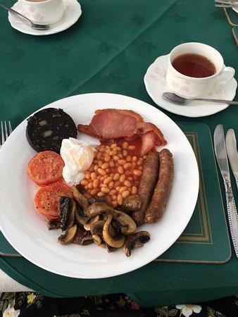 Eskdale, UK : Wonderful Breakfast