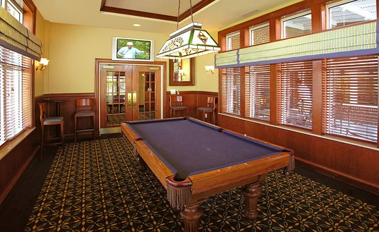 Residence Inn Chesapeake Greenbrier: Billiard Room