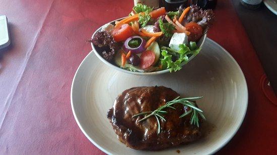 Westville, Sydafrika: Scrumptious Steak