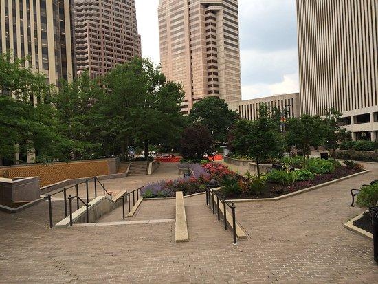 Crowne Plaza Columbus Downtown