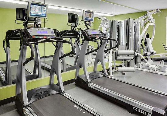 Manhattan, KS: Fitness Center