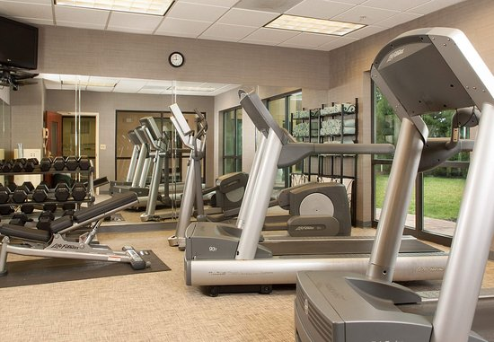 Gastonia, Carolina del Norte: Fitness Center