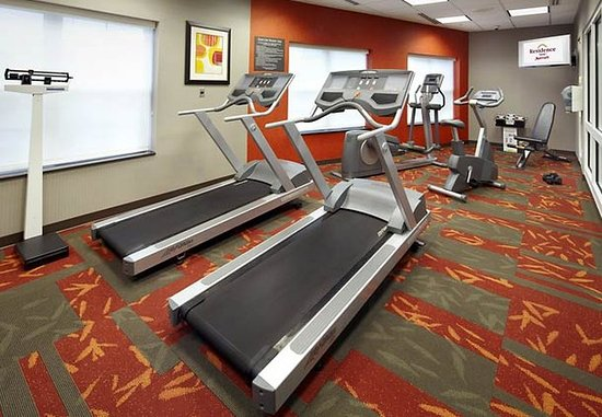 East Rutherford, Nueva Jersey: Fitness Center