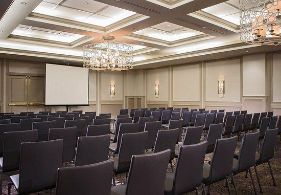 Renaissance Boca Raton Hotel: Ballroom - Theatre Setup