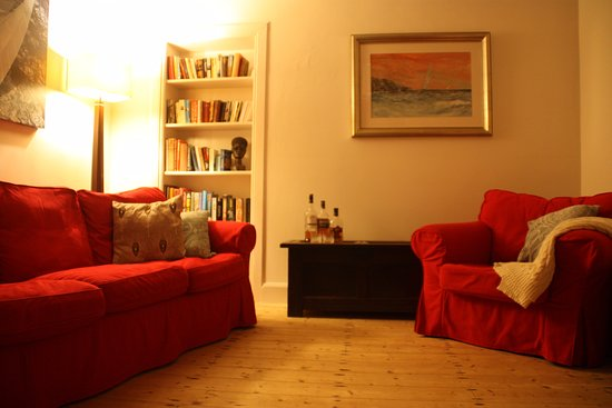 Campbeltown, UK : Guest Lounge