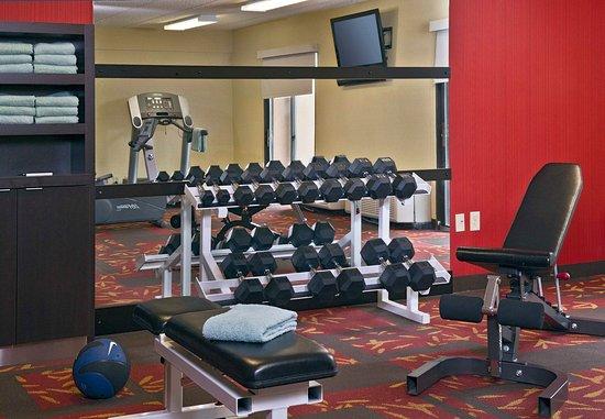 Landover, Μέριλαντ: Fitness Center Free Weights
