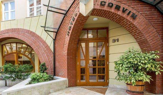 Photo of Hotel Corvin Budapest
