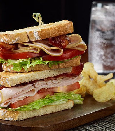 San Bruno, Kalifornia: Turkey BLT
