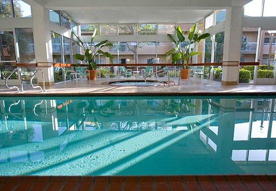 Foster City, CA: Indoor Pool & Whirlpool